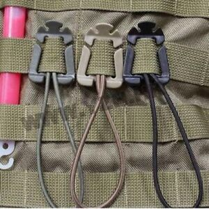 Tactical-Molle-Strap-EDC-Outdoor-Backpack-Bag-Webbing-Carabiner-Buckle-Clip