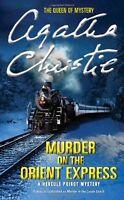Murder On The Orient Express: A Hercule Poirot Mystery (hercule Poirot Mysteries