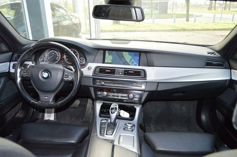 BMW 530d 3,0 Touring aut. Diesel aut. modelår 2011 km 141000