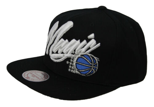 Mitchell /& Ness NBA Basketball Adjustable Snapback Strap Adults Unisex Caps Hats