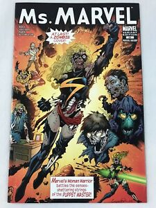 Ms-Marvel-20-Zombie-Variant-Cover-Marvel-Comics-2007-NM
