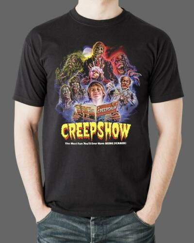CREEPSHOW /'Crypt Keeper/' T Shirt Vintage Gift For Men Women Funny Tee