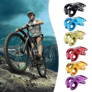 Hochfester-leichter-31-8mm-MTB-Fahrrad-Fahrrad-Lenker-Vorbau-Riser-Radfahren