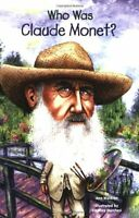 Who Was Claude Monet? (pb) Artist,painter By Ann Waldron