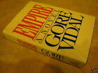 Empire by Gore Vidal (1987, Hardcover)