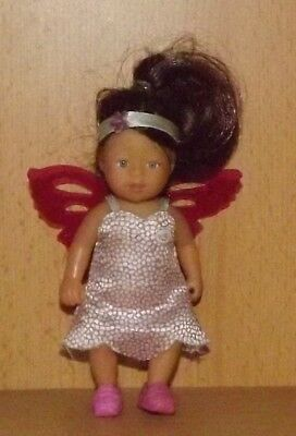 Puppen Radient Baby Born Puppe Miniworld Von Zapf Mit Haare * Babypuppen & Zubehör
