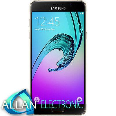 Neuf Samsung Galaxy A5 (2016) version 4G Dual SIM A510FD 16GB Unlocked - Gold