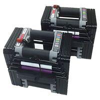 Powerblock Elite 5-50 Lb Dumbell Set (pair)