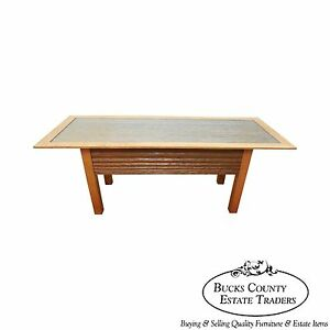 Image Is Loading Andy Rae Studio Sculpted Mixed Wood Coffee Table