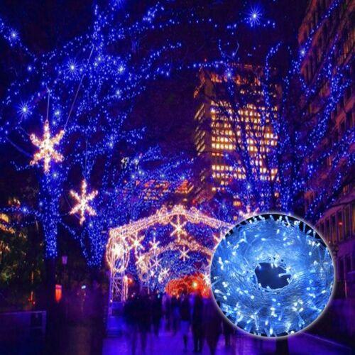 30m 300 LEDs Fairy String Light Festival Party Christmas Garden Wedding