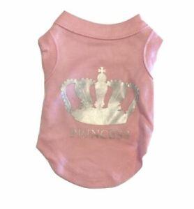 T-Shirts-for-Dog-Cat-to-Benefit-Elderly-Pet-Organization-Pink-Tee-Princess-Shirt