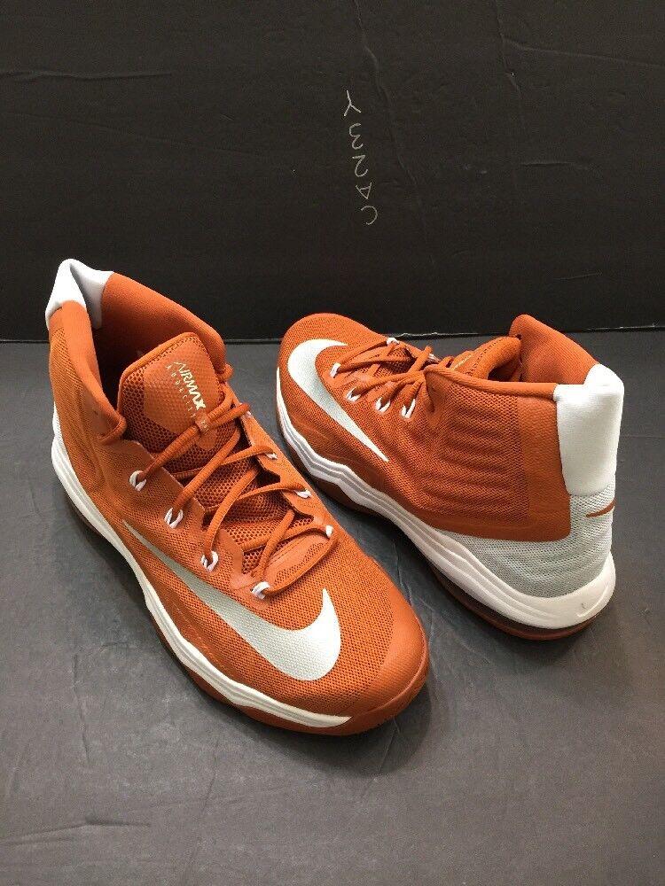 basket nike air max [863115 882] pas l'audace l'audace l'audace de longhorns orange foncé sz 12   New Style  bc32eb