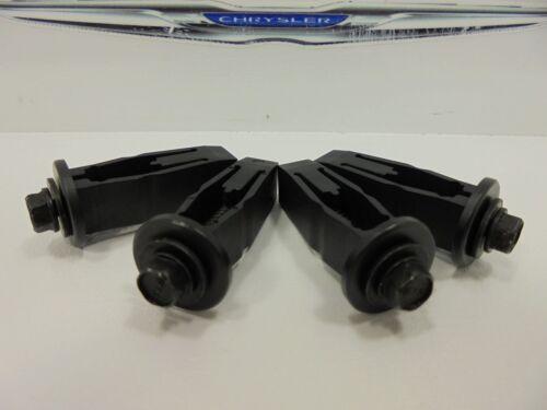 11-16 Chrysler Dodge Jeep New Specialty Retainer Nut Set of 4 Mopar Oem