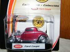 Matchbox 1:64 50th Anniversary Collection 1933 Ford Coupe #3 in Collection NIP