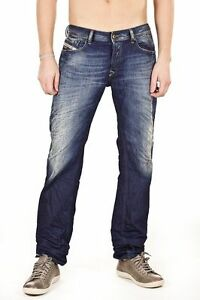NWT Diesel WAYKEE 0824L DNA Mutation Men Jeans 26 x 30 Safado ...