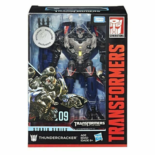 Thundercracker Hasbro NEW BOXED Transformers Generations Dark Of The Moon
