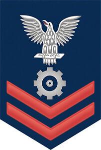 Engineman-EN-2nd-Class-E-5-Red-Rank-5-5-034-Sticker-Decal
