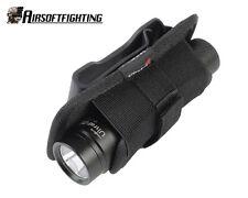 UltraFire 360 Degrees Rotatable Belt Clip Flashlight Pouch Holster for Surefire