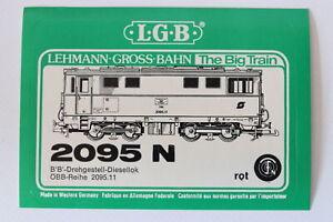 LGB-2095-N-B-039-B-039-Drehgestell-Diesellok