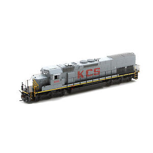 Image Is Loading ATHEARN Kansas City Southern Road 6100 SD40T 2