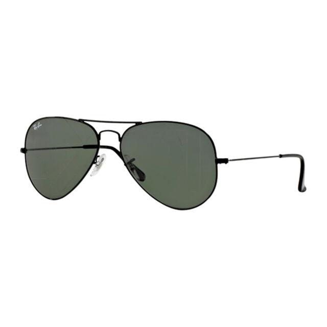 Ray Ban RB3025 L2823 occhiali da sole nero black sunglasses sonnenbrille uomo