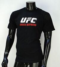 Tapout Ufc Team Edgar vs Maynard Black Mens T Shirt Size 2Xlarge