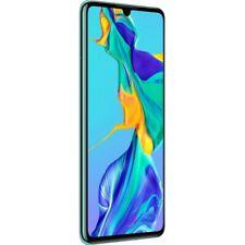 Huawei P30 128GB Aurora Blue Android Smartphone Handy ohne Vertrag 6GB RAM WOW!