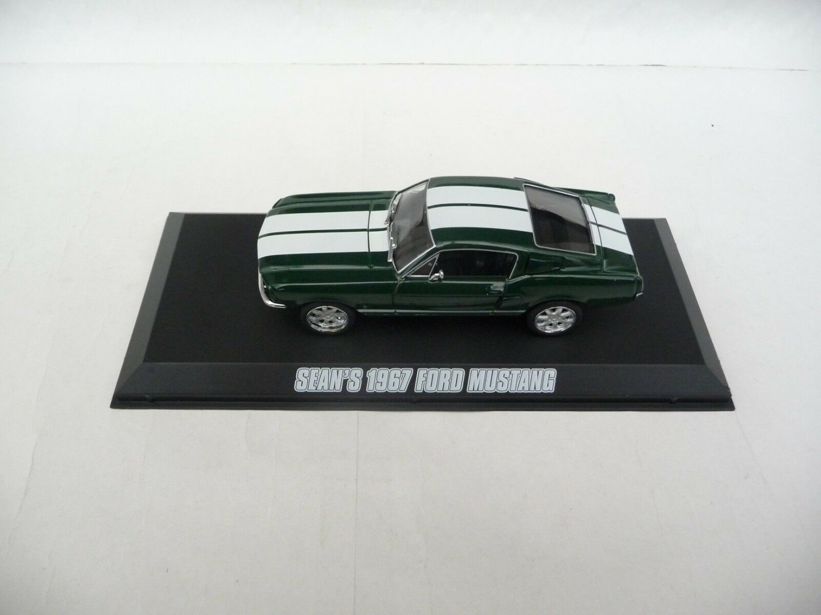 Green Light 1 43 Ford Mustang Green 1967 Fast and Furious 3 Tokyo Drift GL86211