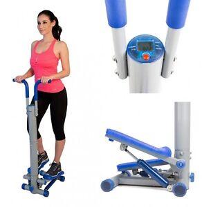 La Foto Se Está Cargando Elliptical Workout Trainer Cardio Fitness Exercise  Home Office