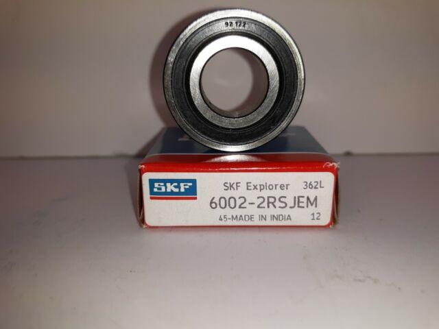 6002 2RS HIGH RPM Japanese Ball Bearing 15mm//ID 32mm//OD 9mm//W