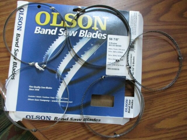 what size band saw blade do i need