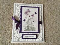 Stampin Up Birthday Card Kit