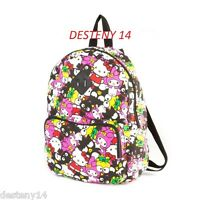 Hello Kitty 40th Anniversary Backpack Bookbag Keroppi Badtz-maru My Melody