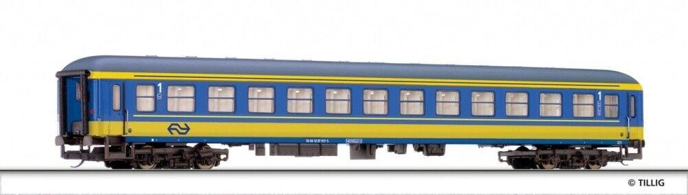 HS Tillig 16204 viaggiatori 1. Classe NS epoca V in TT
