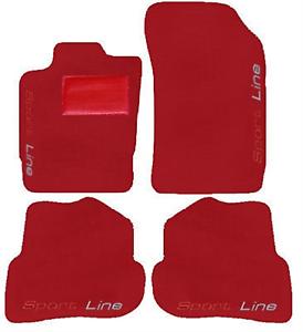 Audi A1 S LINE Auto Fußmatte Dekorationen+ Maßgeschniederte Fußmatten