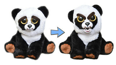 Feisty Pets Bobby Blackbelt the Panda William Mark Corporation Plush