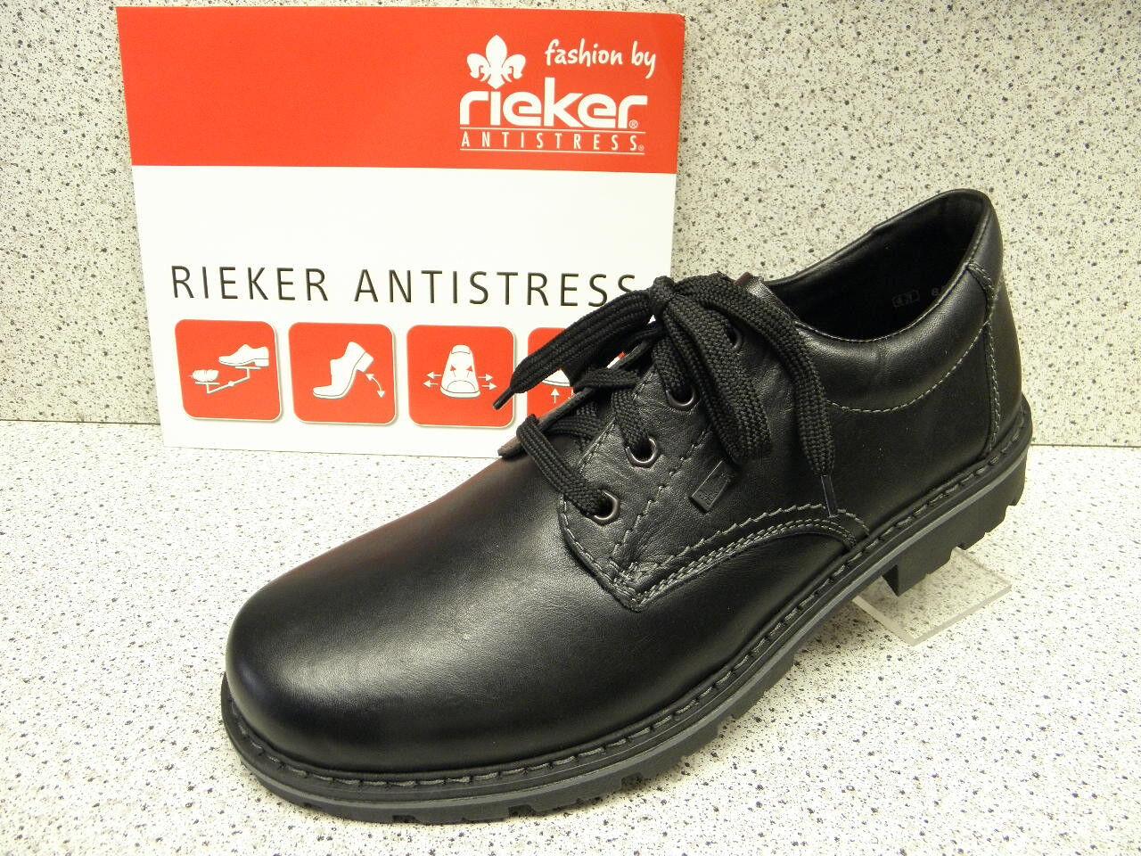 rieker ®  SALE,  TEX-Membran Top Preis + gratis Premium-Socken 17711-00 (R112)