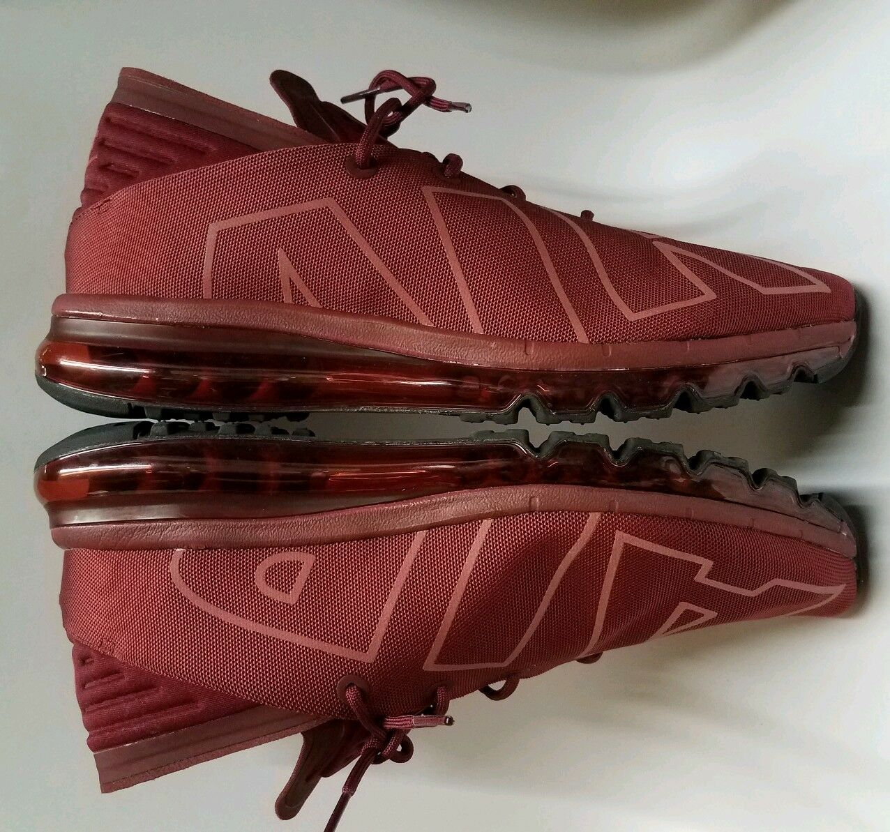 sports shoes c585d e96d3 Nike Air Max Flair SE Mens University Team Team Team Red Running shoes Mens  Size 12