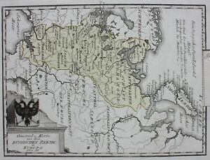 RUSSIA-039-Karte-von-dem-Russichen-Reich-in-Europa-Nro-60-039-Von-Reilly-c-1790