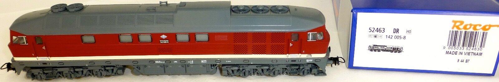 142 005-8 Locomotora Diésel Dr Epiv Sonido Digital Roco 52463 H0 1 87