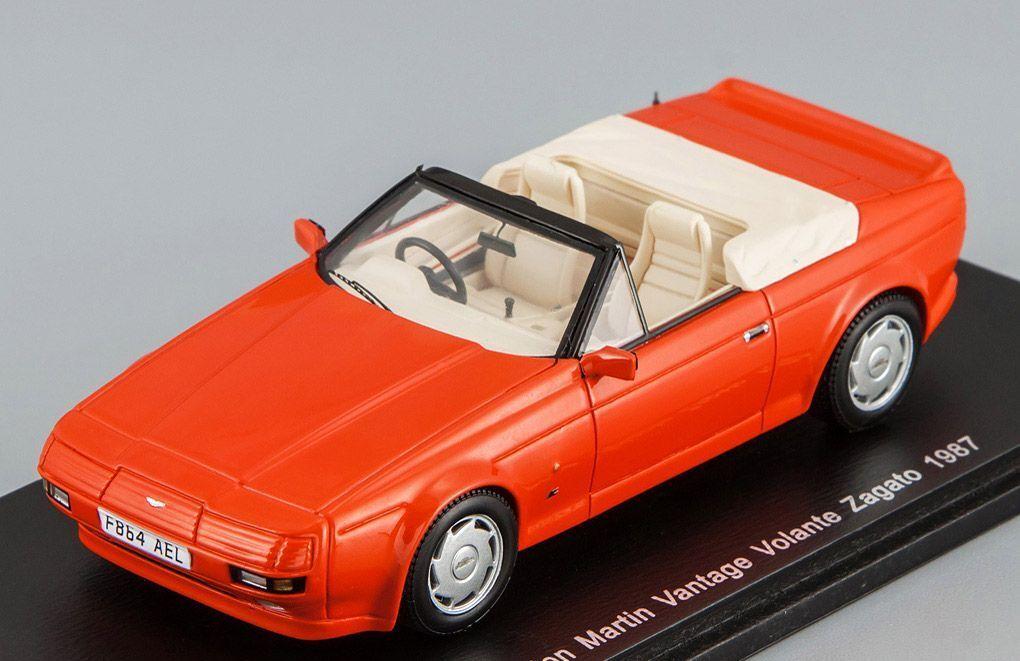 ASTON MARTIN Zagato Vantage Volante 1987 Spark 1 43 S2158