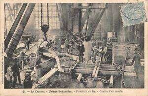 The-Creusot-Factories-Schneider-Foundries-Iron-Cast-a-Mould