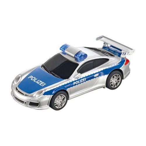 P & s 17203 Porsche gt3 policía Sound & luz coche modelo escala 1:43 nuevo! °