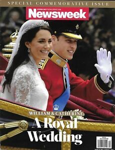 Newsweek-Magazine-Kate-Middleton-Prince-William-Royal-Wedding-Queen-Elizabeth