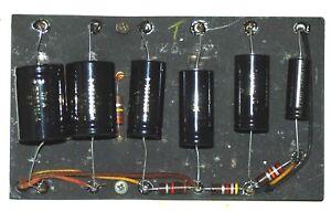 New F&T Fender Amp Capacitor Kit for Bassman Heads | eBay