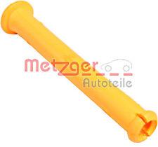 METZGER Oil Dipstick Funnel Plastic For VW SEAT SKODA Bora Caddy II III 91-15