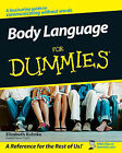 Body Language For Dummies by Elizabeth Kuhnke (Paperback, 2007)