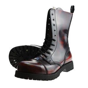 Boots-amp-Braces-10-trous-Bottes-Rangers