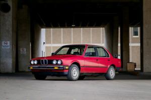 1988 BMW Série 3 325e