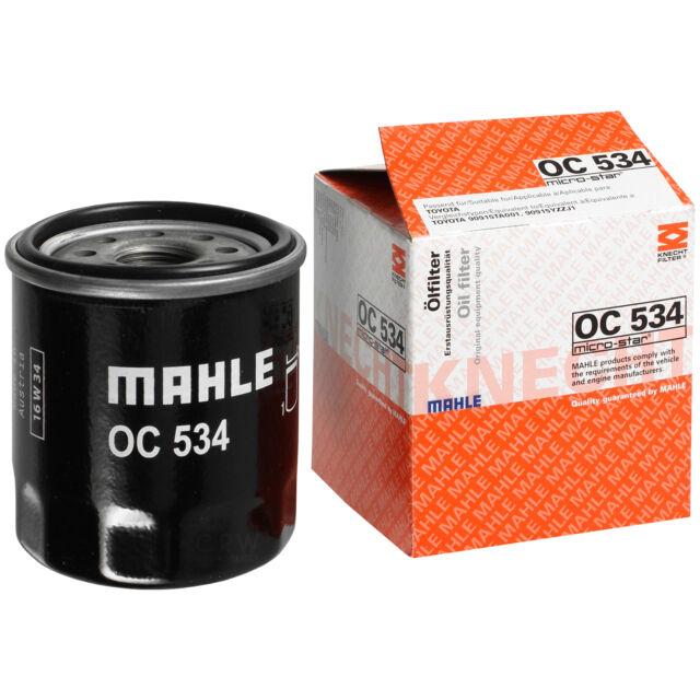 ORIGINALE MAHLE/Knecht FILTRO olio OC 534 FILTRO OLIO OIL
